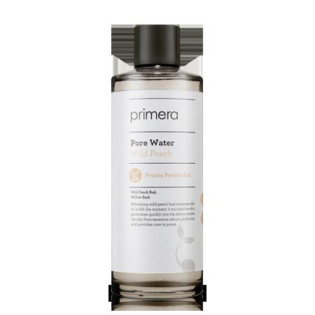 Primera Wild Peach Pore Water MyKBeauty Korean Cosmetics
