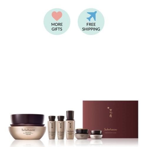 Sulwhasoo-Timetreasure-Renovating-Cream-EX-with-5-items-kit-MyKBeauty