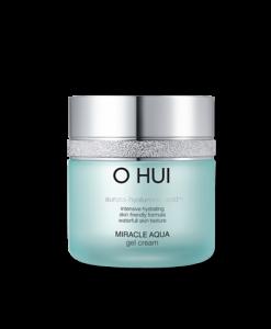 O hui Miracle Aqua Gel Cream 50ml MyKBeauty