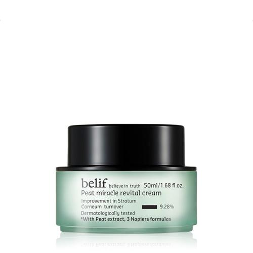 Belif-Peat-Miracle-Revital-Cream-50ml