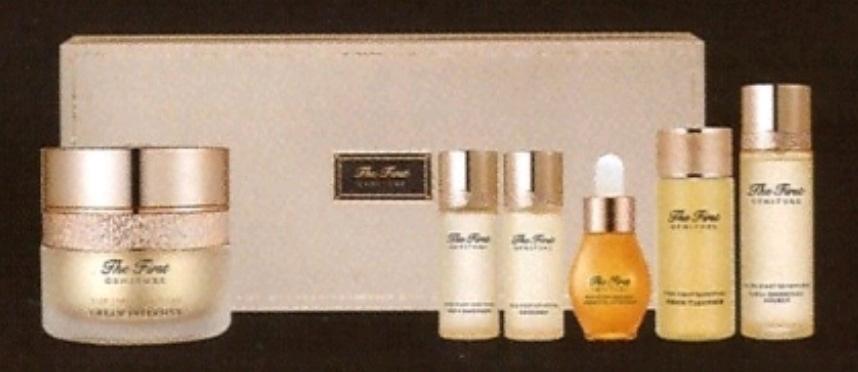 [O-hui]-The-first-geniture-cream-intensive-(55ml)-gift-set-mykbeauty