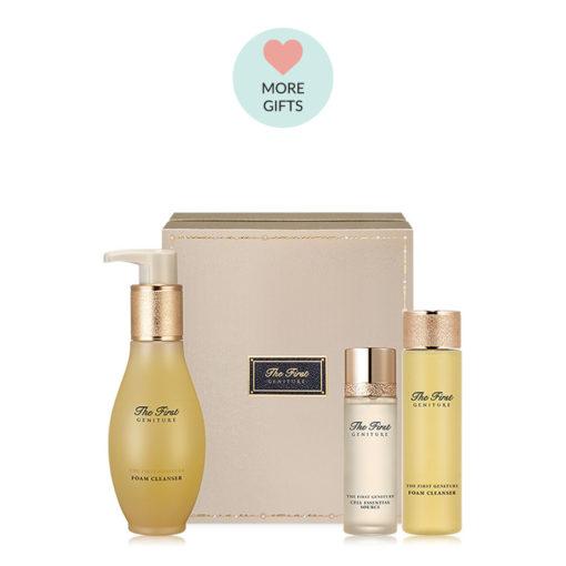 Ohui-the-first-geniture-foam-cleanser-200ml-mykbeauty_gift set