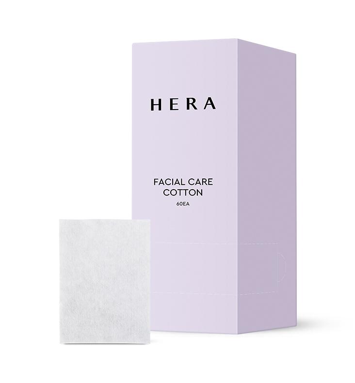 Hera-Cell-Essence-Biome-Plus-150ml-MyKBeauty-cotton pad