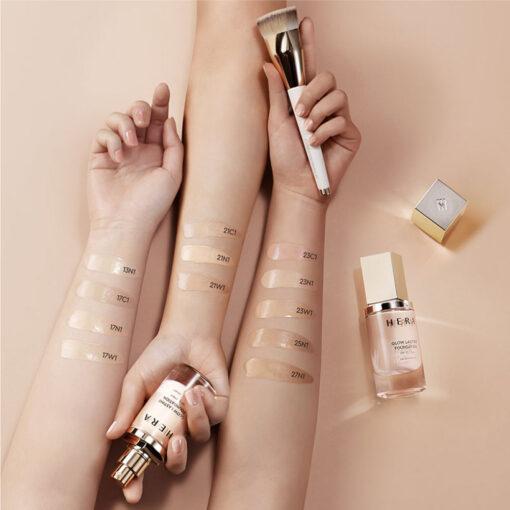Hera-Glow-lasting-foundation-35ml-Colours-MyKBeauty